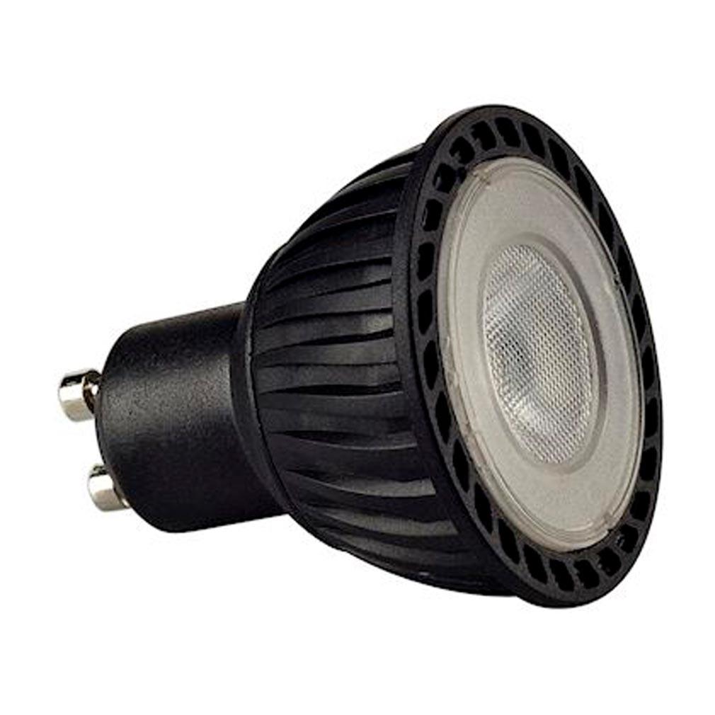 Slv - DC5551252 - SLV 551252 - LAMPE LED GU10, 4W, SMD LED, 2700K, 40DEG, NON VARIABLE
