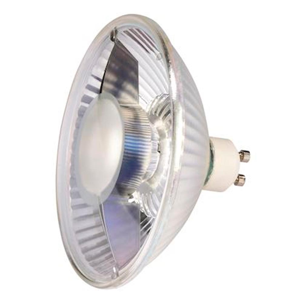 Slv - DC5551882 - SLV 551882 - LED ES111, 6,5W, POWERLED, 2700K, 38DEG, NON VARIABLE