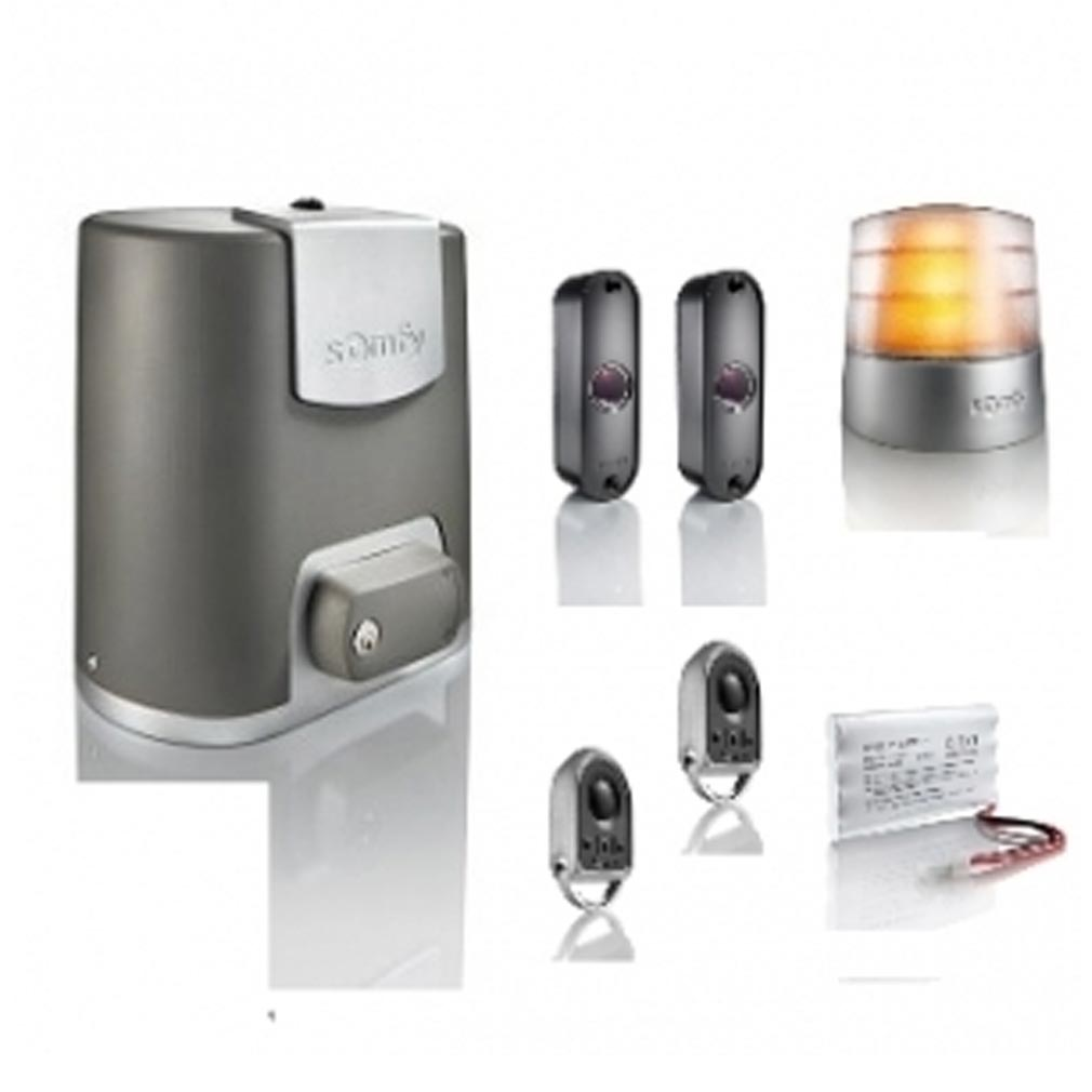 Somfy - SYF1216365 - ELIXO 500 3S PACK CONFORT io