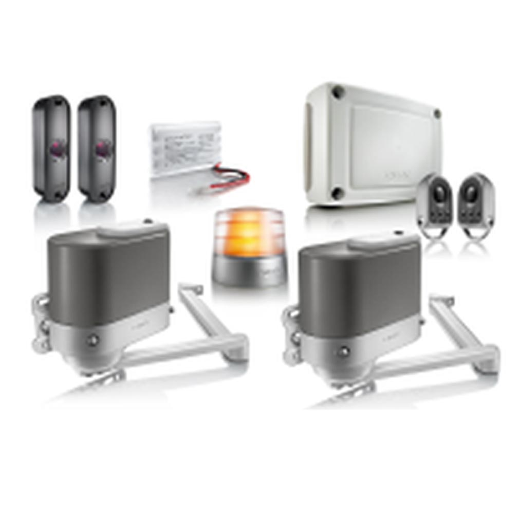 Somfy - SYF1216500 - AXOVIA MULTIPRO PACK CONFORT IO (GRIS)