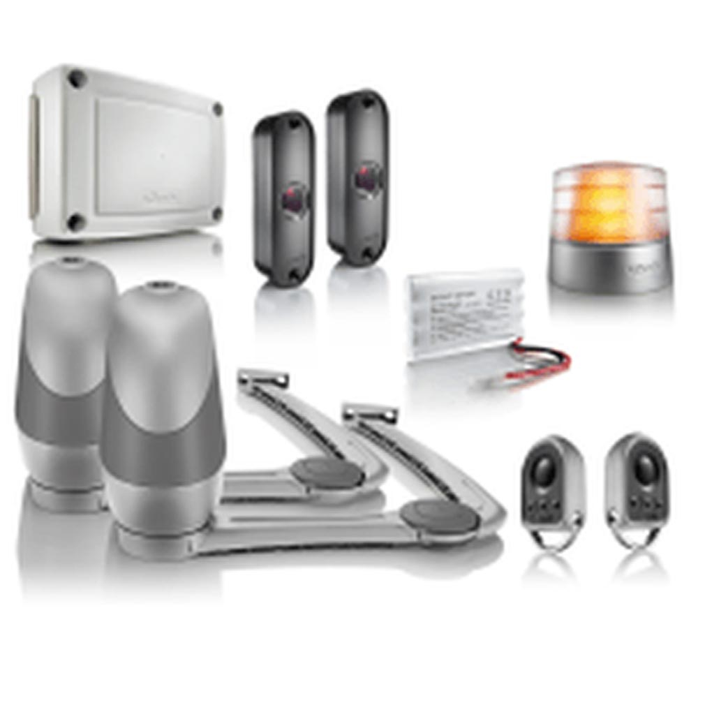 Somfy - SYF1216506 - AXOVIA 220B 3S IO PACK CONFORT (GRIS)