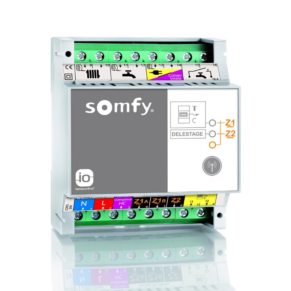 Somfy SYF1822451 - CAPTEUR DE CONSOMMATION ÉLECTRIQUE - EFFET JOULE