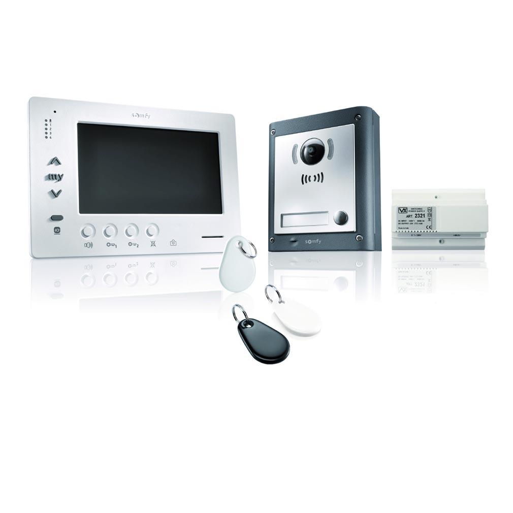 Somfy - SYF1841227 - Kit VsystemPRO PREMIUM IO