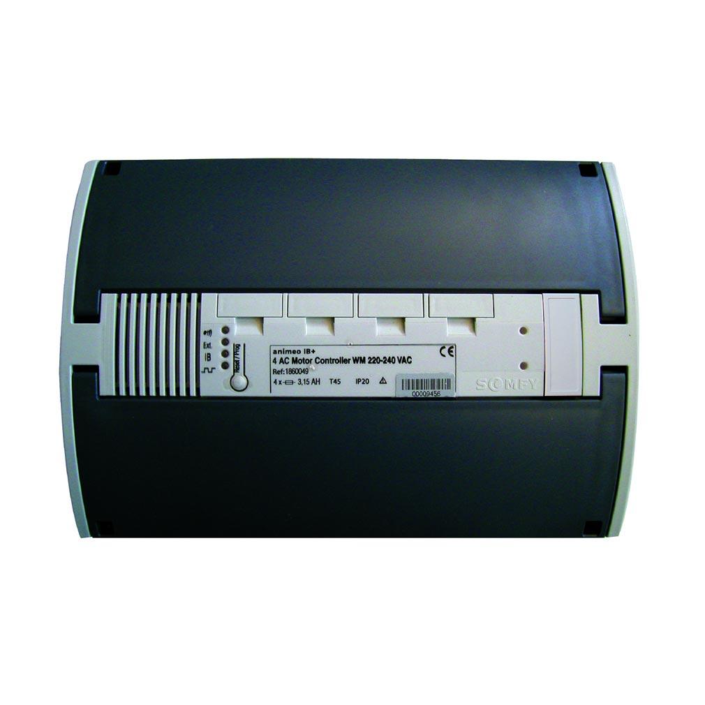 Somfy - SYF1860049 - MOTEUR CONTROLLER 4AC IB/IB+ WM
