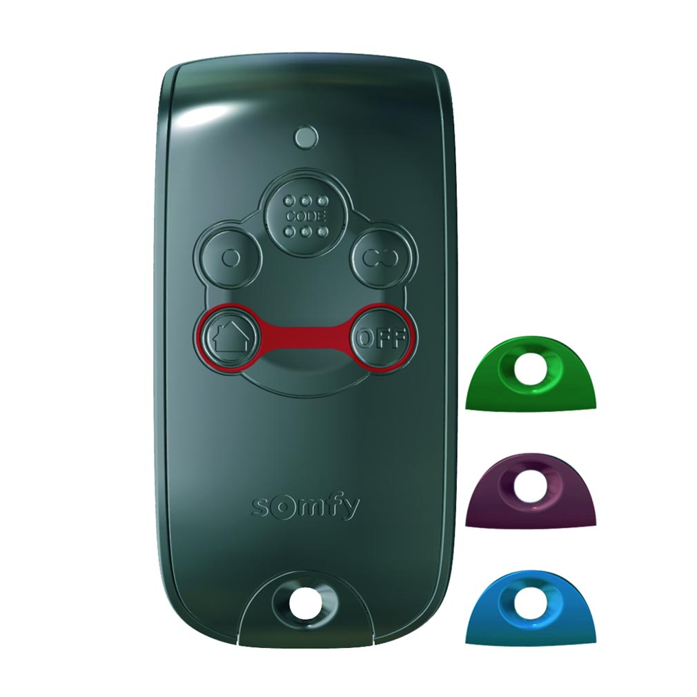 Somfy - SYF1875066 - SOMFY 1875066 - TELECOMMANDE MULTI-APPLICATIONS RTS