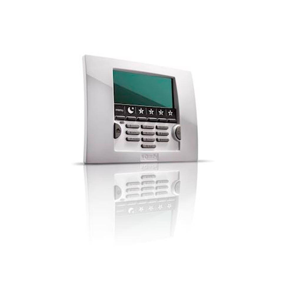 Somfy - SYF1875161 - SOMFY 1875161 -  Clavier avec ecran lcd et lecteur de badge