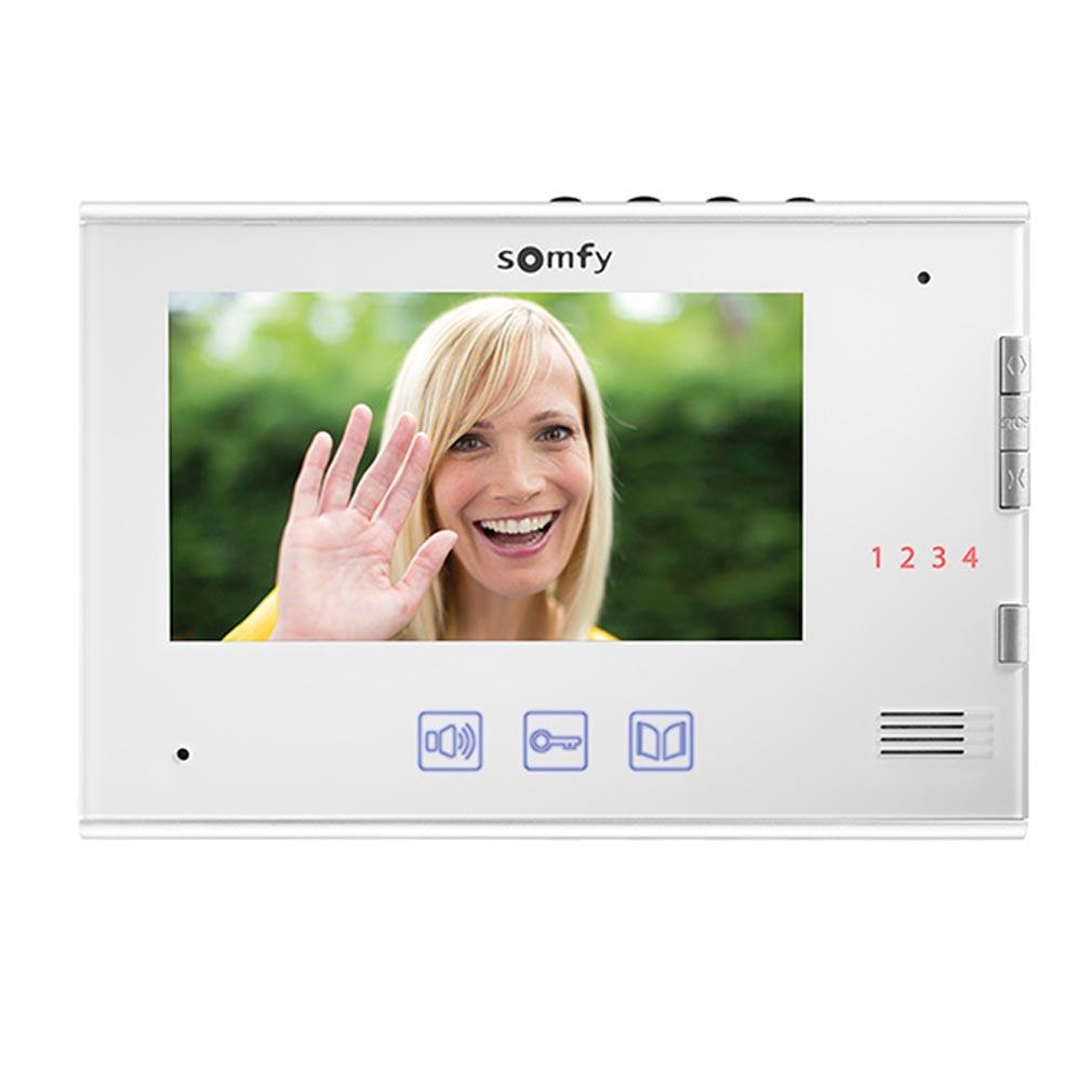 Somfy - SYF2401445 - Portier vidéo V250