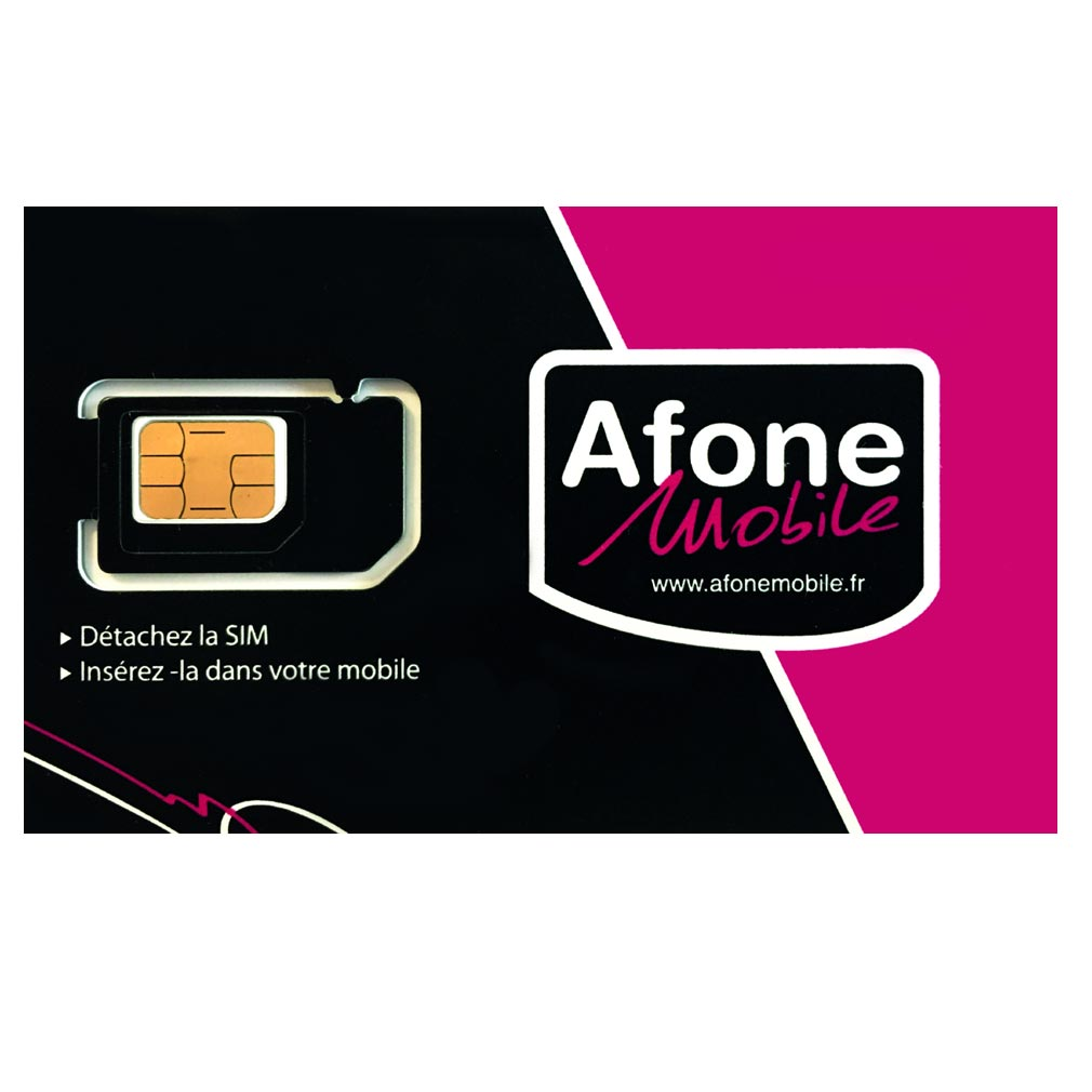 Somfy - SYF2401454 - Carte SIM Afone pour système d'alarme PROTEXIAL IO