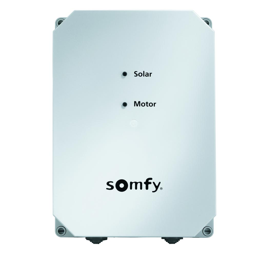 Somfy - SYF9015856 - CHARGEUR BATTERIE GDO