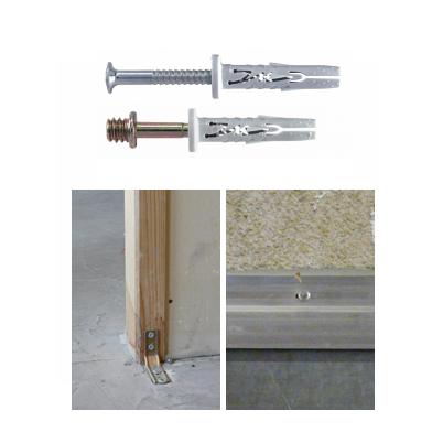 Spit - SPT050118 - Cheville à frapper en nylon - HITM 6X30/5P