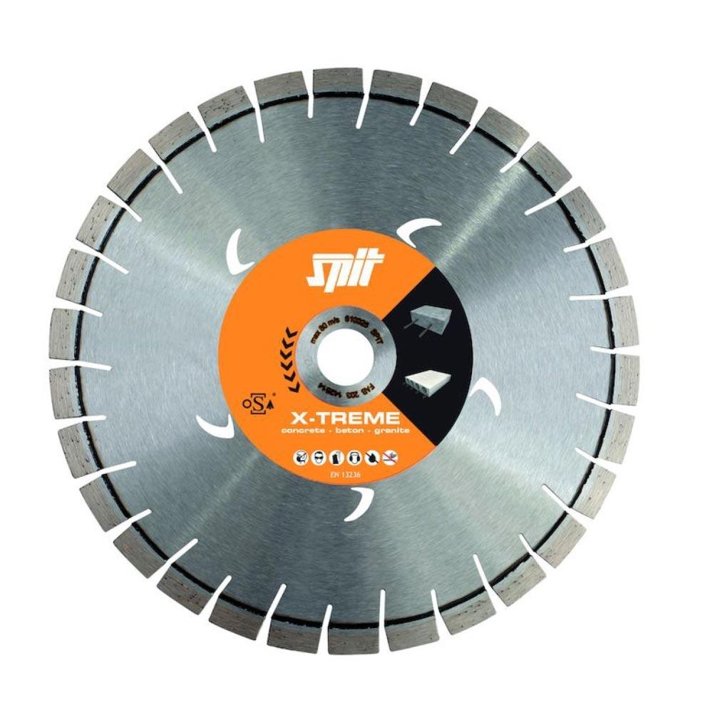 Spit - SPT610091 - Disque diamant SPIT - DISQUE XTREME BETON D.125