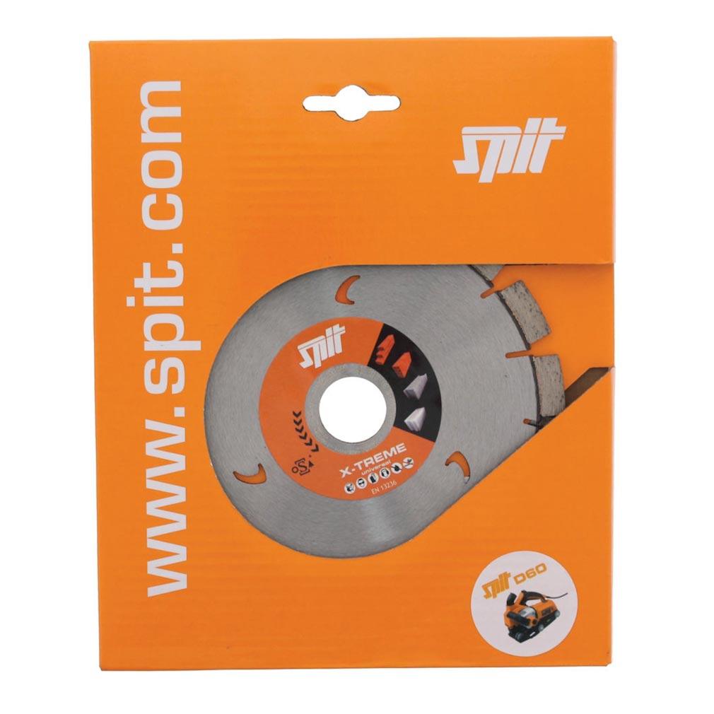 Spit - SPT610093 - Disque diamant SPIT - DISQUE D60 XTREME UNIV D.140