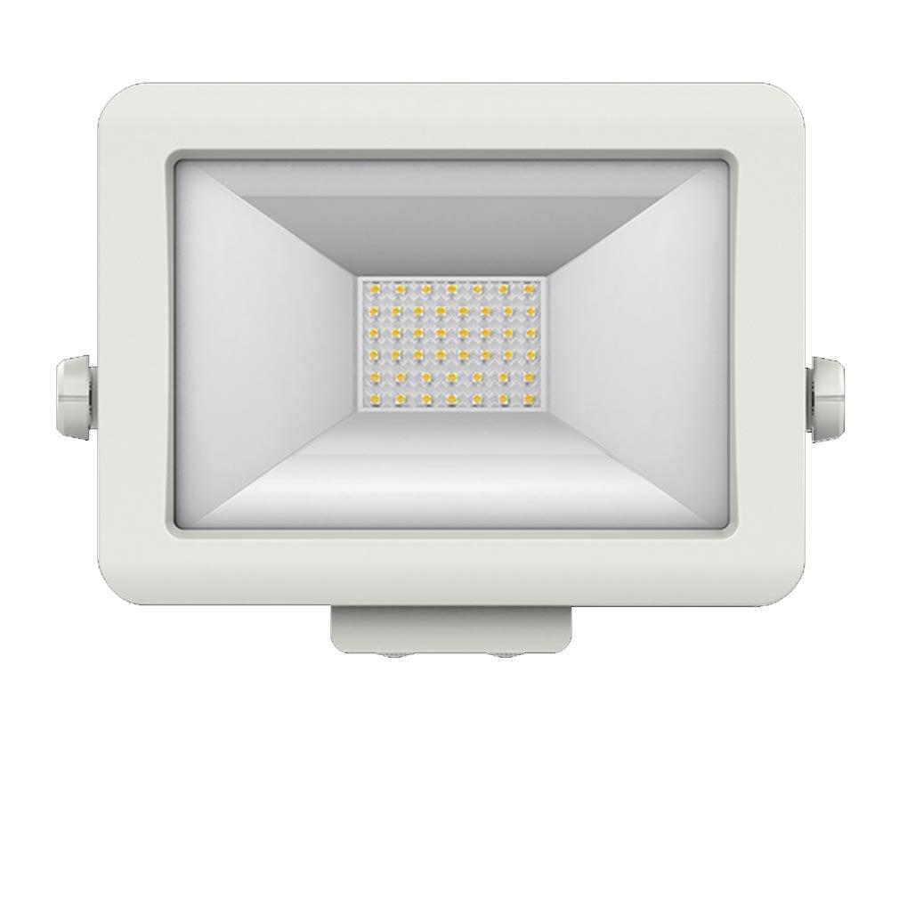Theben - THB1020685 - THEBEN 1020685 - PROJECTEUR LED THELEDA B 30W BLANC theLeda B30L WH