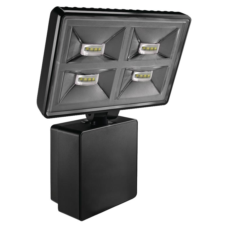 Theben - THB1020776 - LUXA 102 FL LED 32W SANS DETECTEUR NOIR