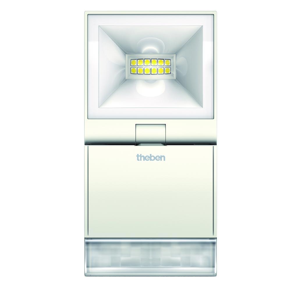 Theben - THB1020981 - PROJECTEUR LED AVEC DETECTEURTHELEDA S 10W BLANC