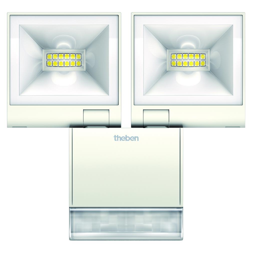 Theben - THB1020983 - PROJECTEUR LED AVEC DETECTEURTHELEDA S 20W BLANC