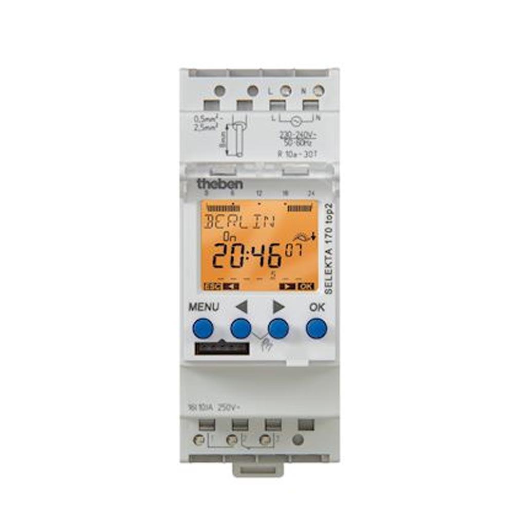 vente matériel électrique Theben  en promotion