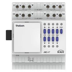 Theben - THB4930255 - MOIDULE EXTENSION ACTIONNEUR VOLETS 4 CIRCUITS JME 4 T KNX