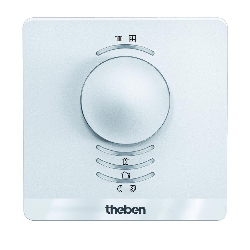 Theben - THB7189200 - REGULATEUR TEMPERATURE KNX ERP