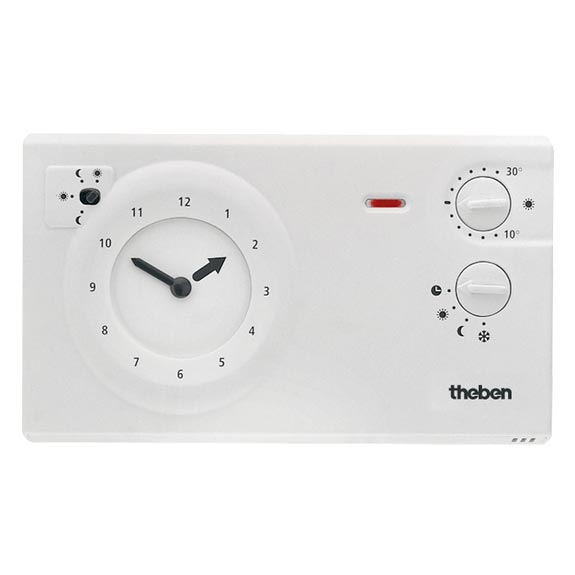Theben - THB7840030 - THERMOSTAT D'AMBIANCEPROGRAMMABLE 2/3 FILS 24H 7J