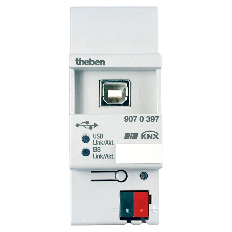 Theben - THB9070397 - INTERFACE USB KNX
