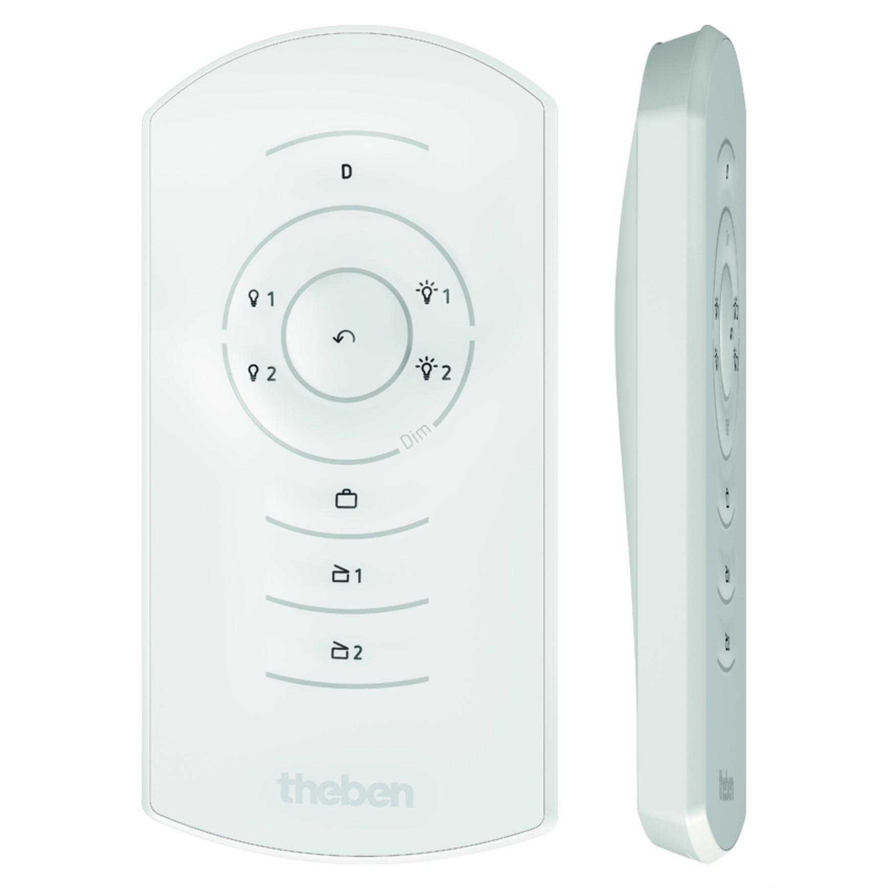 Theben - THB9070911 - TELECOMMANDE UTILISATEUR THESENDA