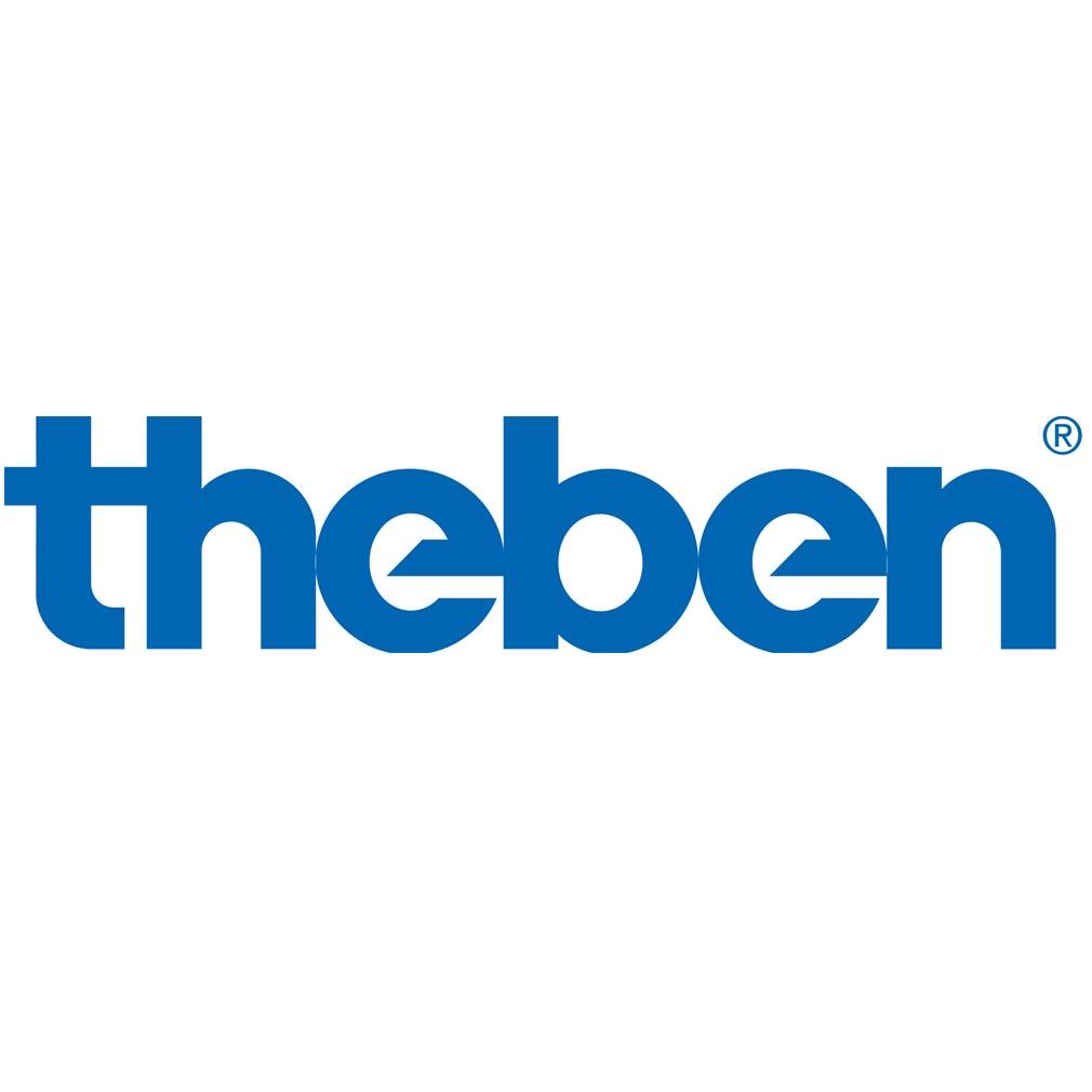 Theben - THBTG101000 - THEBEN TG101000 - Détecteur mouvements 180DEG blanc