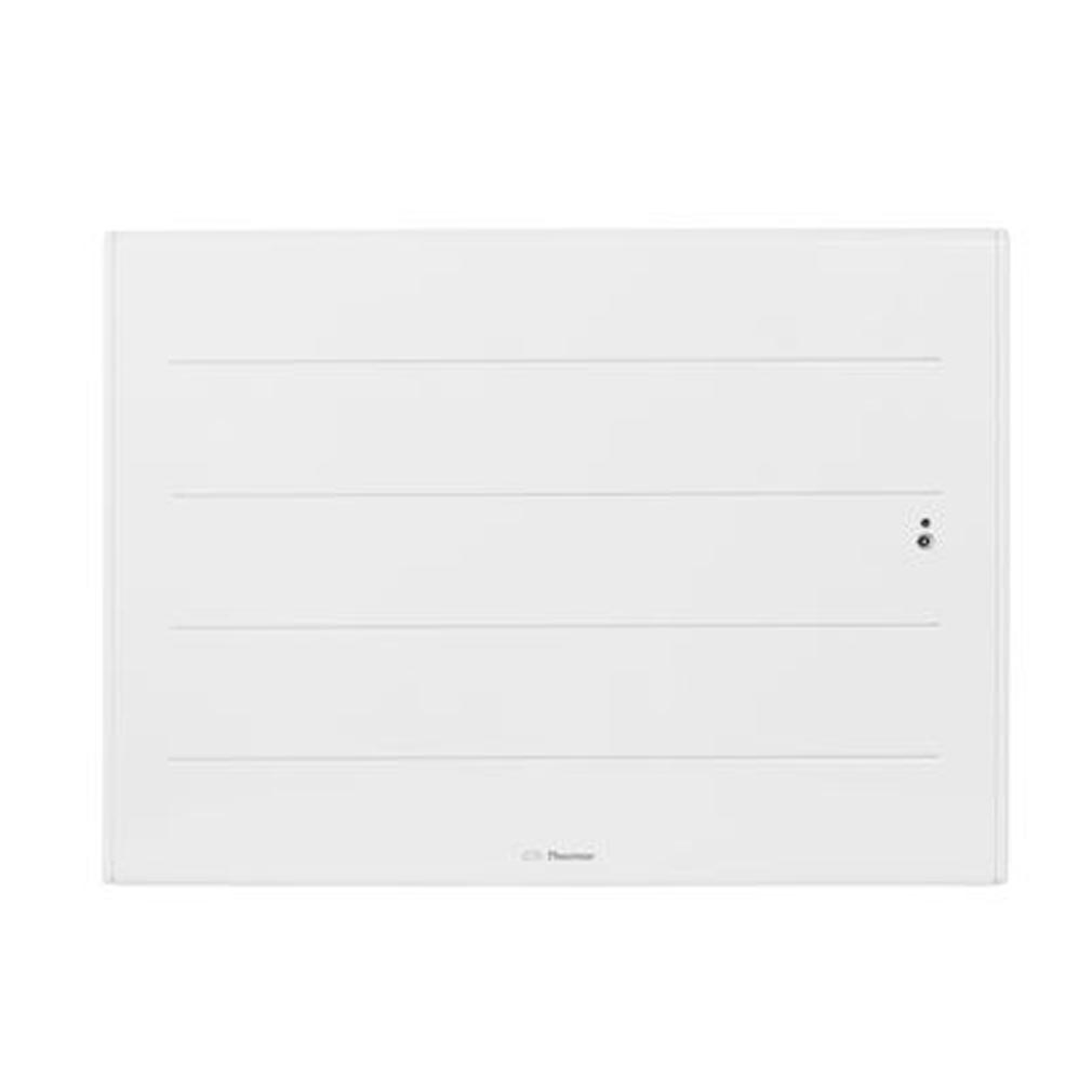 Thermor - EET480231 - THERMOR 480231 - Radiateur connecté Ovation 3 horizontal 1 000 W blanc