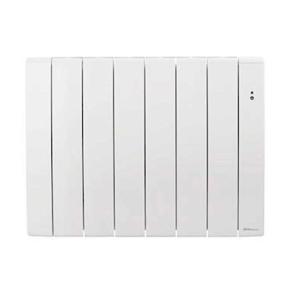 Thermor - EET493841 - THERMOR 493841 - Radiateurs à fluide caloporteur Thermor Bilbao 3 Horizontal 1250 Watts Blanc