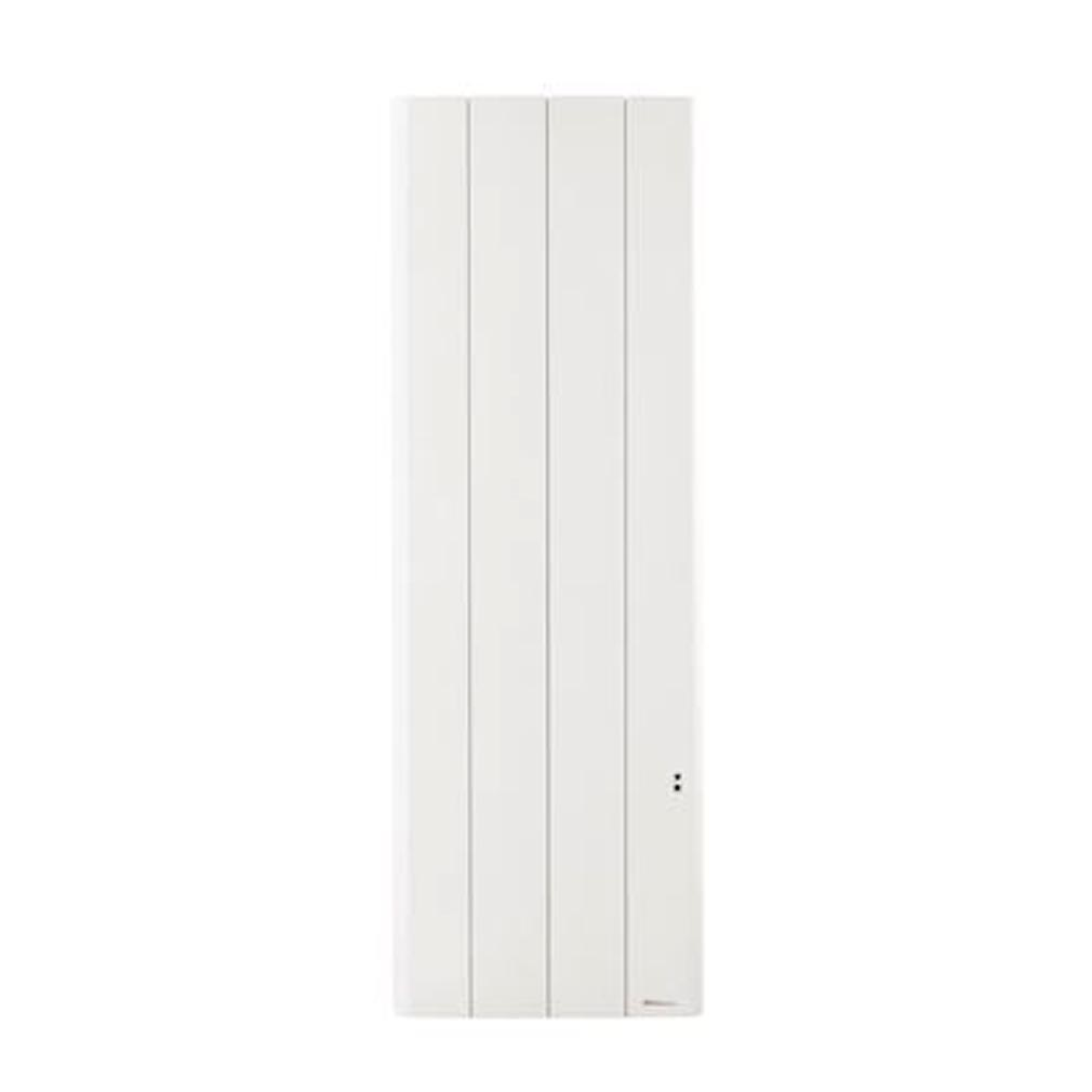 Thermor - EET494871 - THERMOR 494871  - Radiateur à chaleur douce Thermor Bilbao 3 Vertical Blanc 1800W