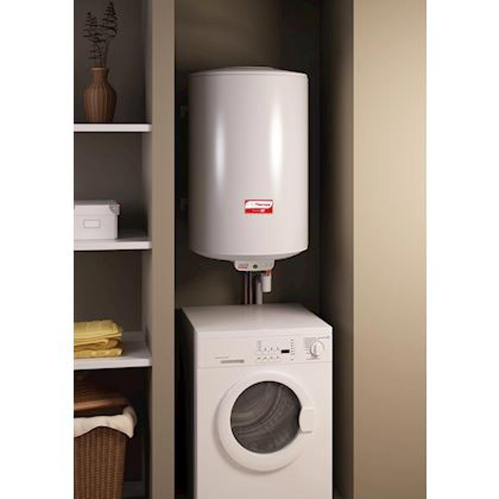 Thermor - EET881420 - THERMOR 881420 - Chauffe-eau électrique Thermor 881420 200 Litres Vertical mural compact