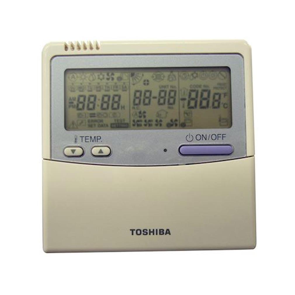 Toshiba - TS1RBCAMS41E - COMMANDE STANDARD AVEC HORLOGE 8UI