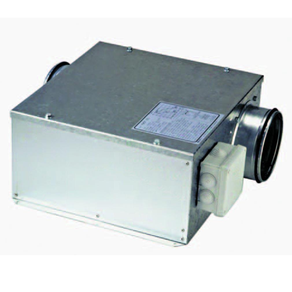 Unelvent - UNE247382 - Caisson extraction et insufflation extra plat 500 m3/h Unelvent Diam 160