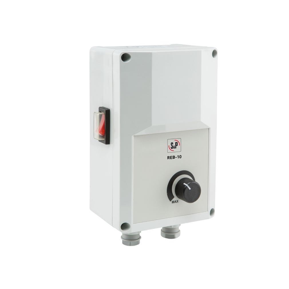 Unelvent - UNE700190 - UNELVENT 700190 - REB-10 -  VARIATEUR ELECTRONIQUE DE TENSION 10A