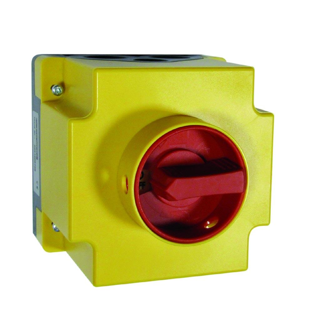Unelvent - UNE700800 - UNELVENT 700800 - Interrupteur sectionneur de proximité calibres Confort 15 A