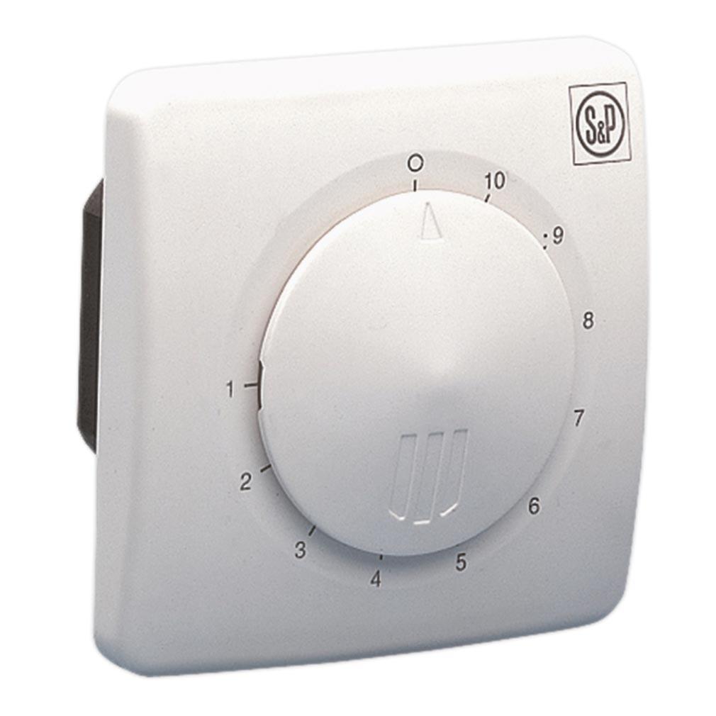 Unelvent - UNE704147 - UNELVENT 704147 - REB-1NE -  VARIATEUR ELECTRONIQUE DE TENSION ENCASTRABLE 1A