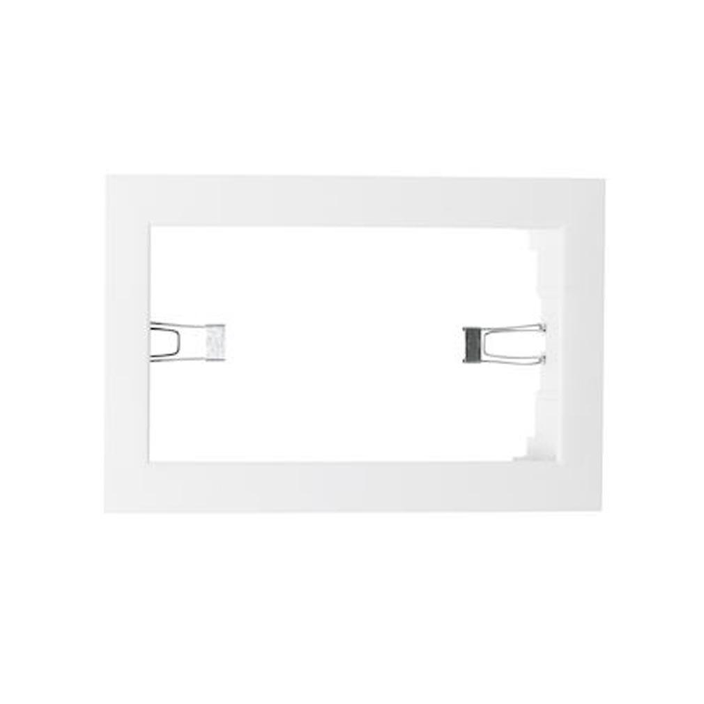 Ura - URA168113 - URA 168113 - Cadre d'encastrement pour BAES et LSC Uraone tout LEDs