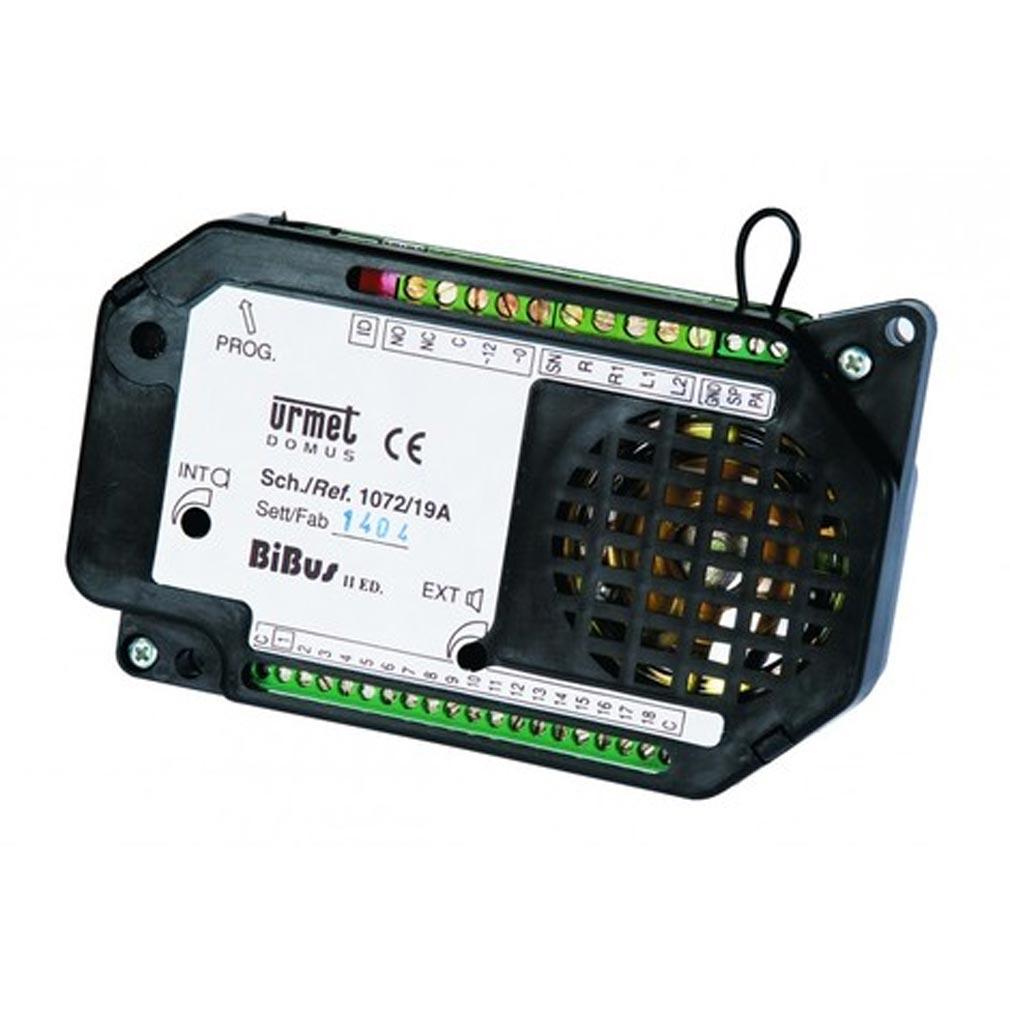 Urmet - URM107219AH - DIGIT 18BP+M HP BIBUS P/ MSH