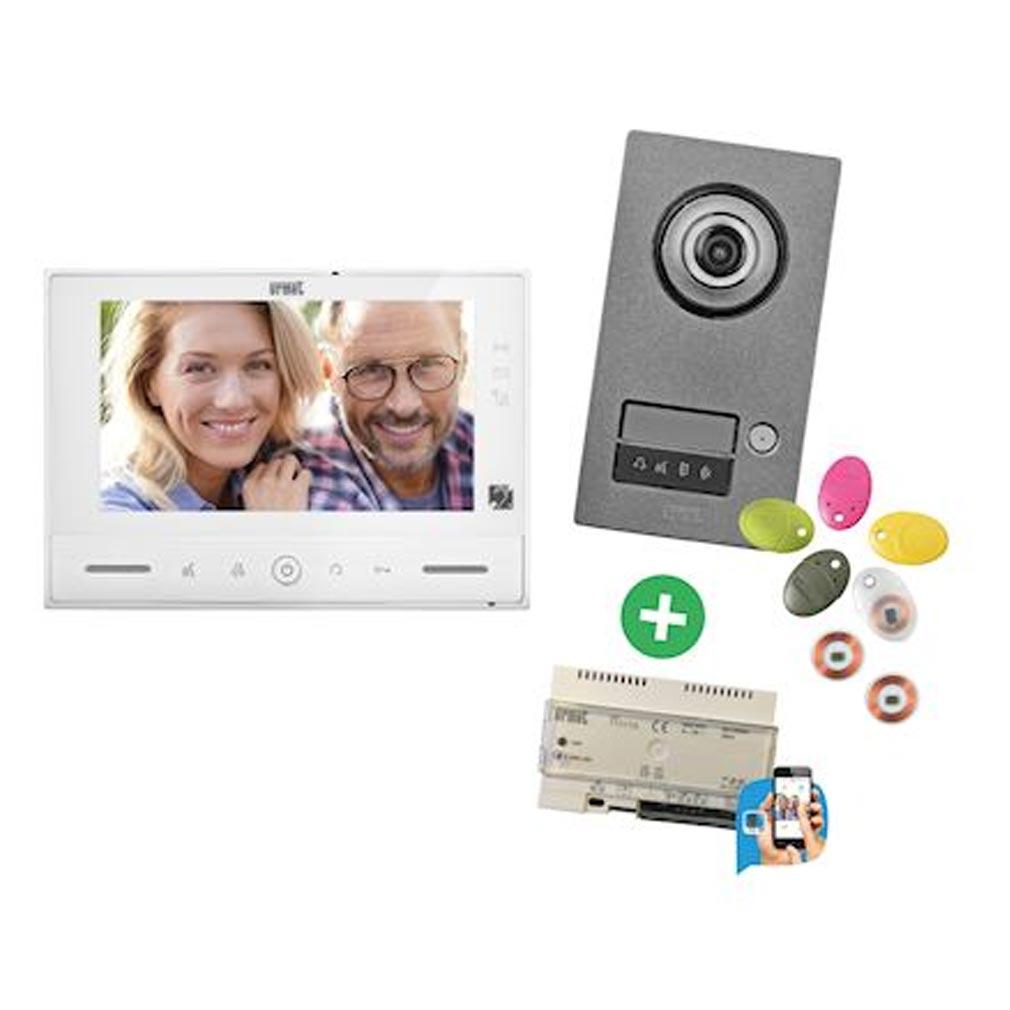 Urmet - URM172371W - URMET 172371W -  Kit Video Note 2 Callme