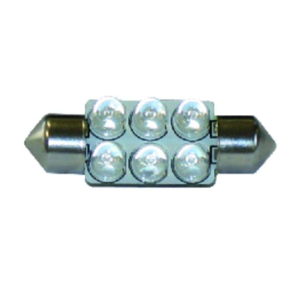 Urmet URM6368 - URMET 6368 - BLISTER DE 2 NAVETTES LEDS BLEUES