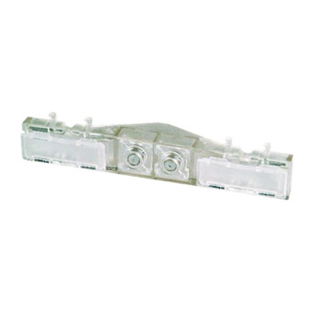 Urmet - URMRC41C - URMET RC41C - Porte - étiquette double PLAQUE 655