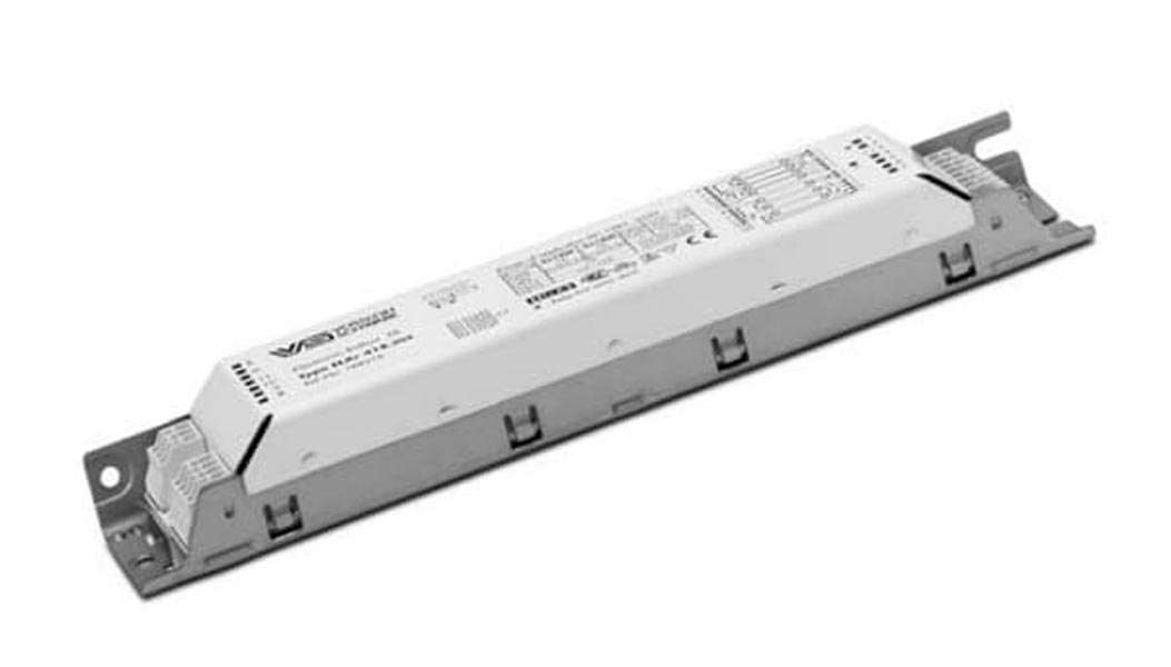 Vossloh - SSH188744 - VOSSLOH 188744 - BALLAST ELEC. FLUO ELXC 418.204 POUR T8 3 ET 4X18W