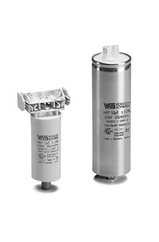 Vossloh - SSH500322 - VOSSLOH 500322 -  Condensateur 50µF 250V