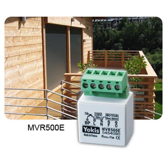Yokis - YOS5454090 - YOKIS MVR500E -5454090 - Micromodule volets roulants Encastré 500W