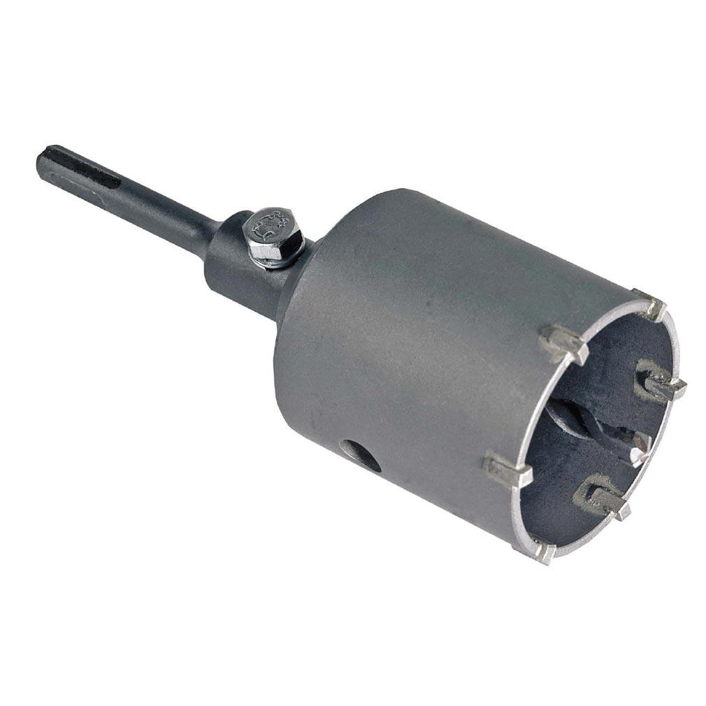 Diametre Scie Cloche Prise De Courant bizline 700185 - 700185 - scie cloche béton sds+ Ø 68 mm 120